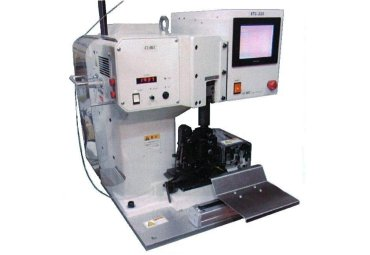 STC-220 Wire strip and terminal crimping machine